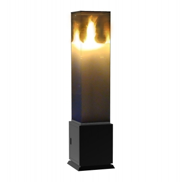 TL-V02 - Fireplace, gas torch, TL-V02, gas, safety, microcomputer